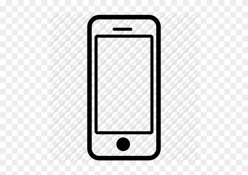 Iphone clipart black and white clipart freeuse Iphone clipart black and white 4 » Clipart Portal clipart freeuse