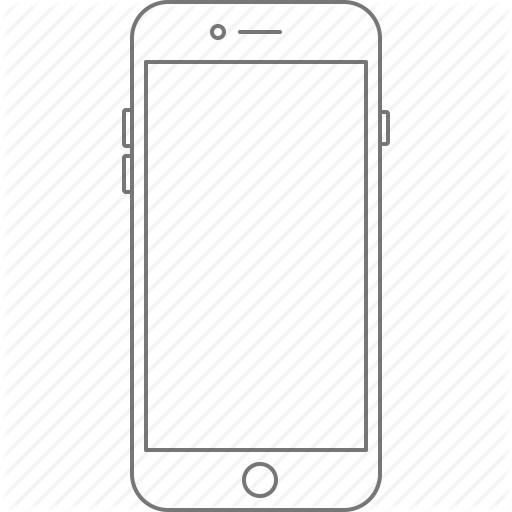 Iphone clipart icons image Iphone Png Icon #258917 - Free Icons Library image