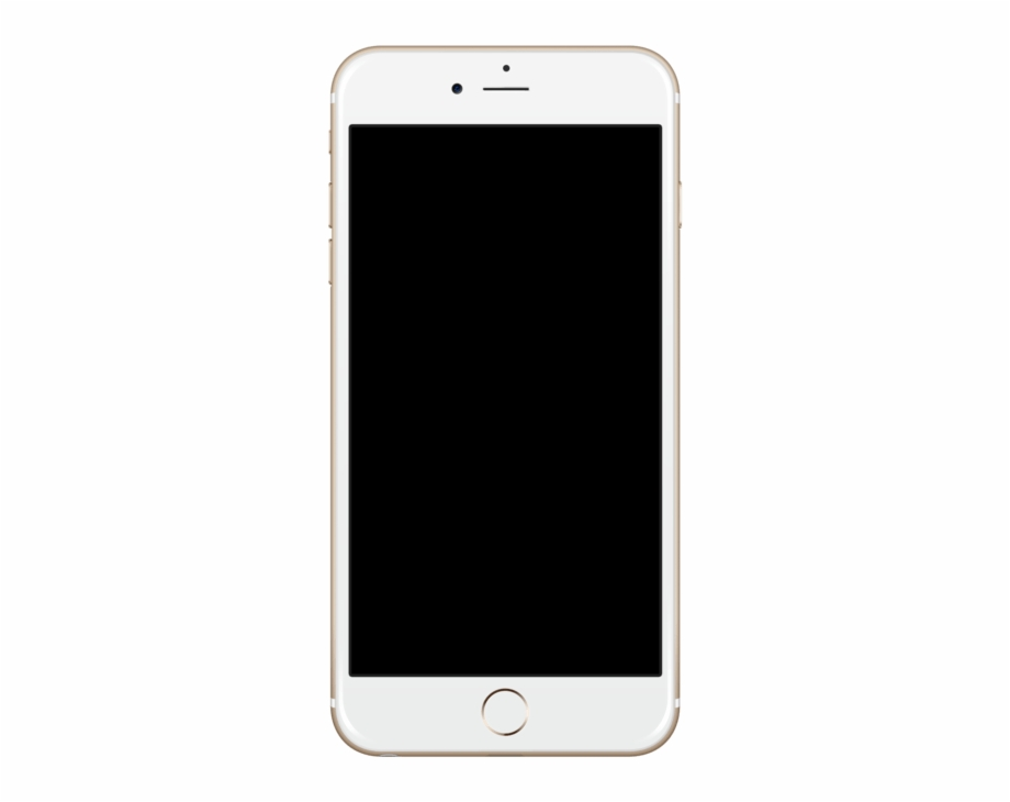 Iphone clipart icons graphic free download Free Icons Png - Iphone 7 White Front Free PNG Images ... graphic free download