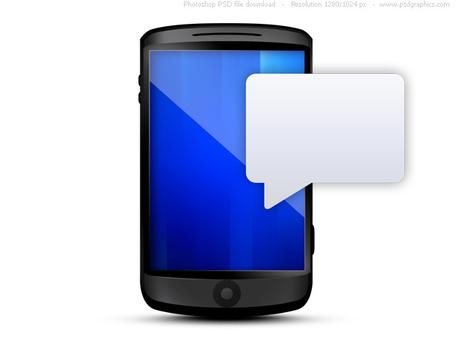 Iphone text message clipart transparent stock Text message clipart - ClipartFox transparent stock