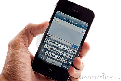 Iphone text message clipart graphic stock Texting iphone clipart - ClipartFest graphic stock