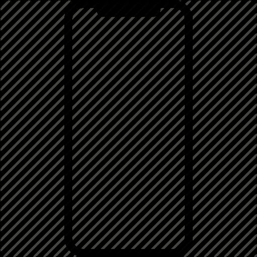 Iphone x clipart transparent svg download Iphone X clipart - Apple, Rectangle, Square, transparent ... svg download