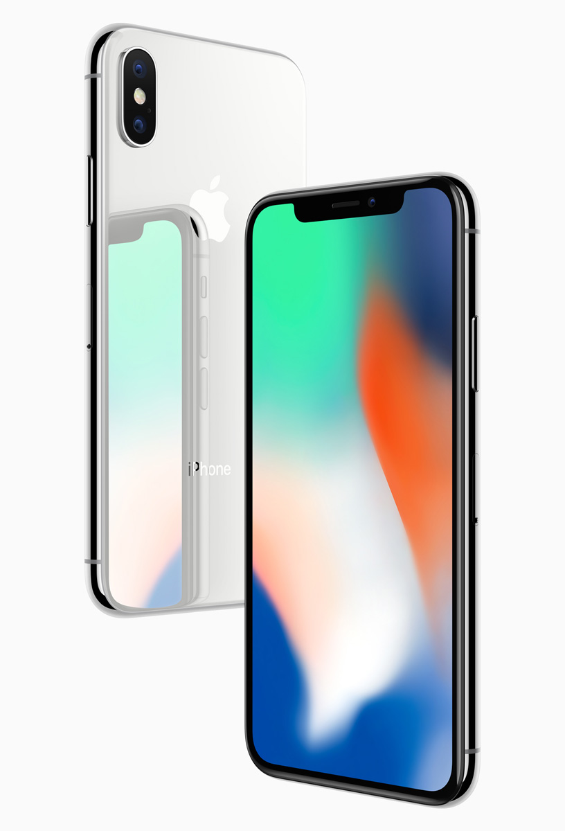 Iphone x dock clipart svg free stock The future is here: iPhone X - Apple svg free stock