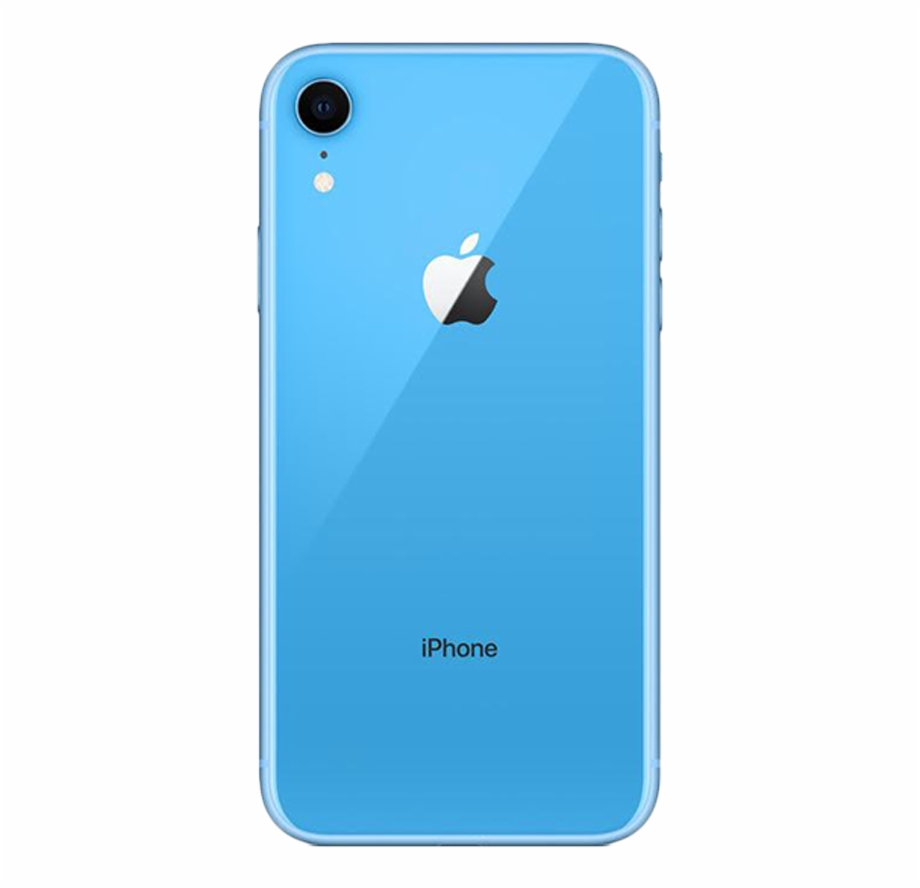 Iphone xr back clipart png freeuse download Apple Iphone Xr Custom Skin - Apple Iphone Xr 64gb Azul ... png freeuse download