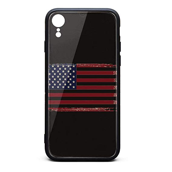 Iphone xr back clipart png royalty free download Amazon.com: Xanx Smon iPhone XR Case American Flag Vintage ... png royalty free download