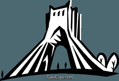 Iran clipart svg free stock building in Iran Royalty Free Vector Clip Art illustration ... svg free stock