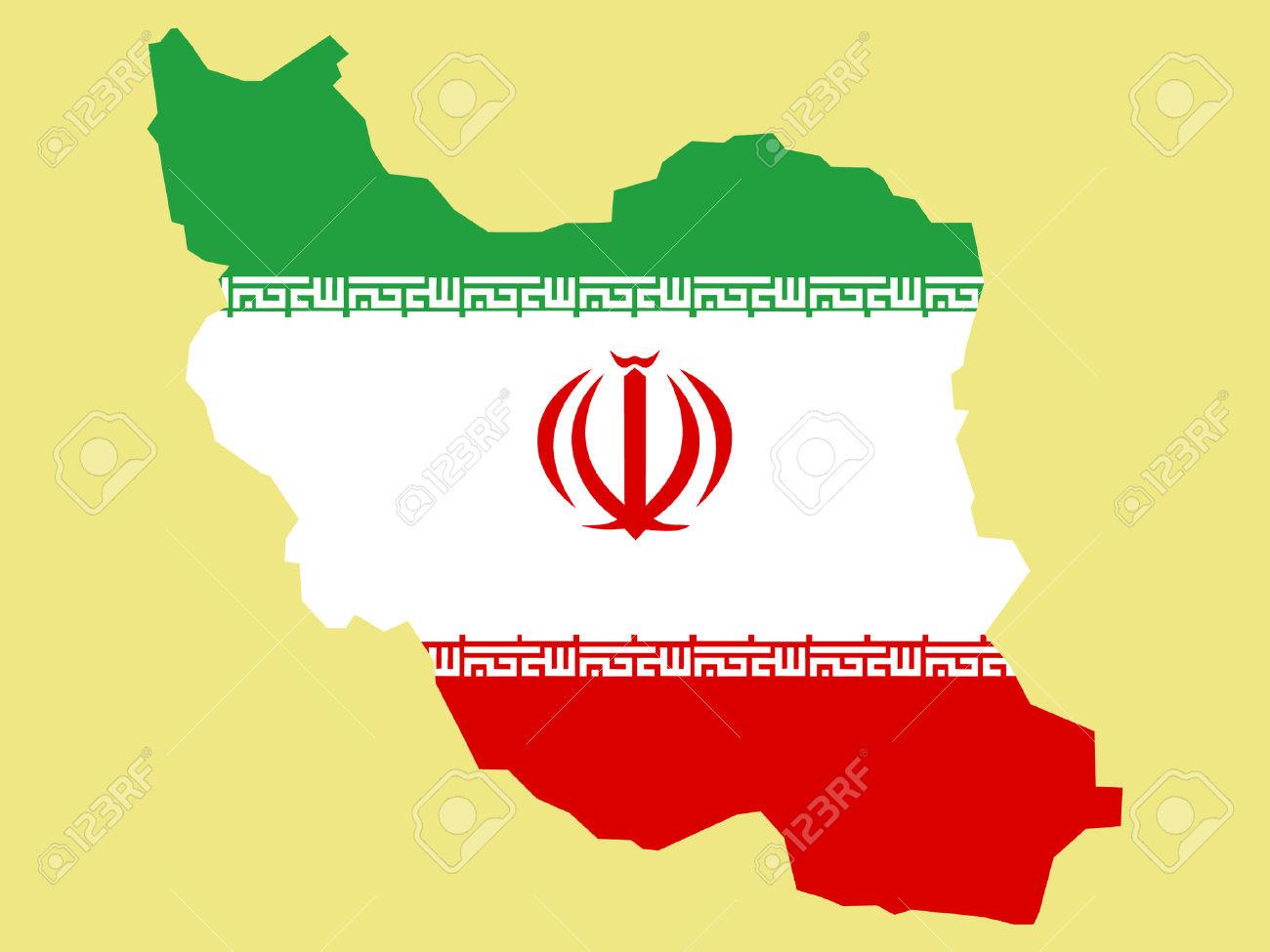 Iran clipart vector freeuse iranian: map of Iran and | Clipart Panda - Free Clipart Images vector freeuse