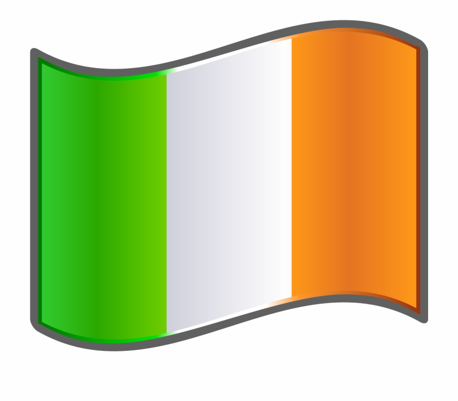 Ireland flag clipart svg library download Ireland Flag Clipart - Irish Flag Clipart Free PNG Images ... svg library download