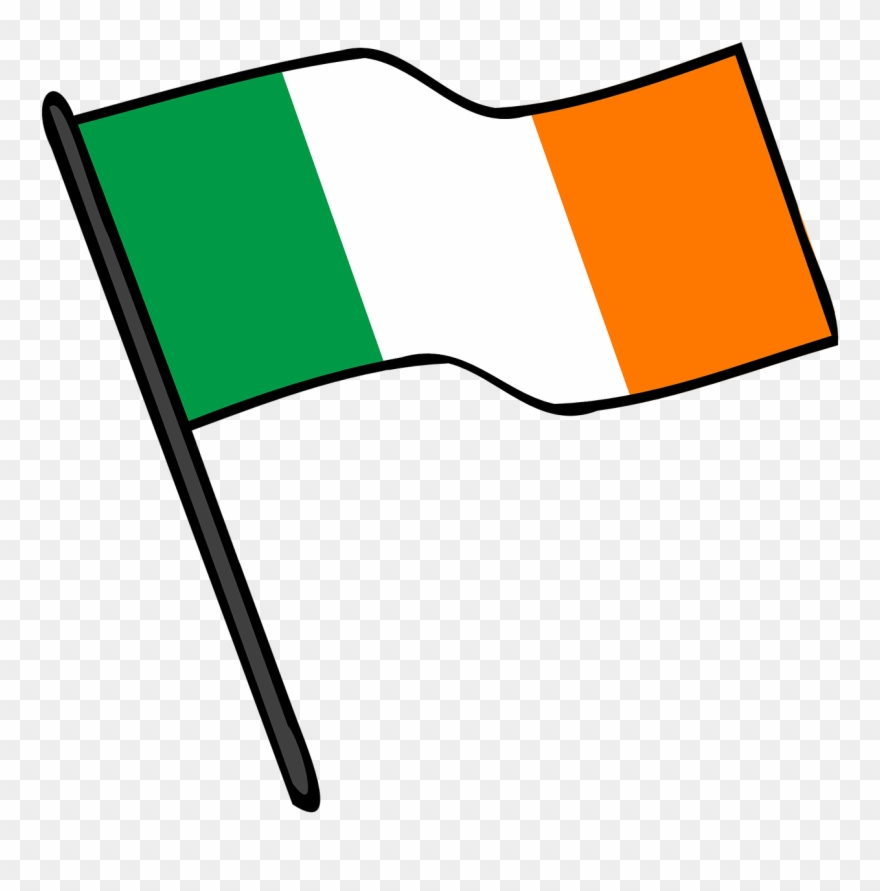 Ireland flag clipart clip library download Republic Drawing Flag Ireland Graphic Freeuse Download ... clip library download