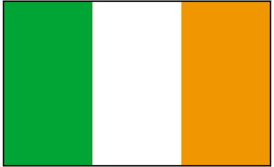 Ireland flag clipart clipart freeuse download Free Irish Flag, Download Free Clip Art, Free Clip Art on ... clipart freeuse download