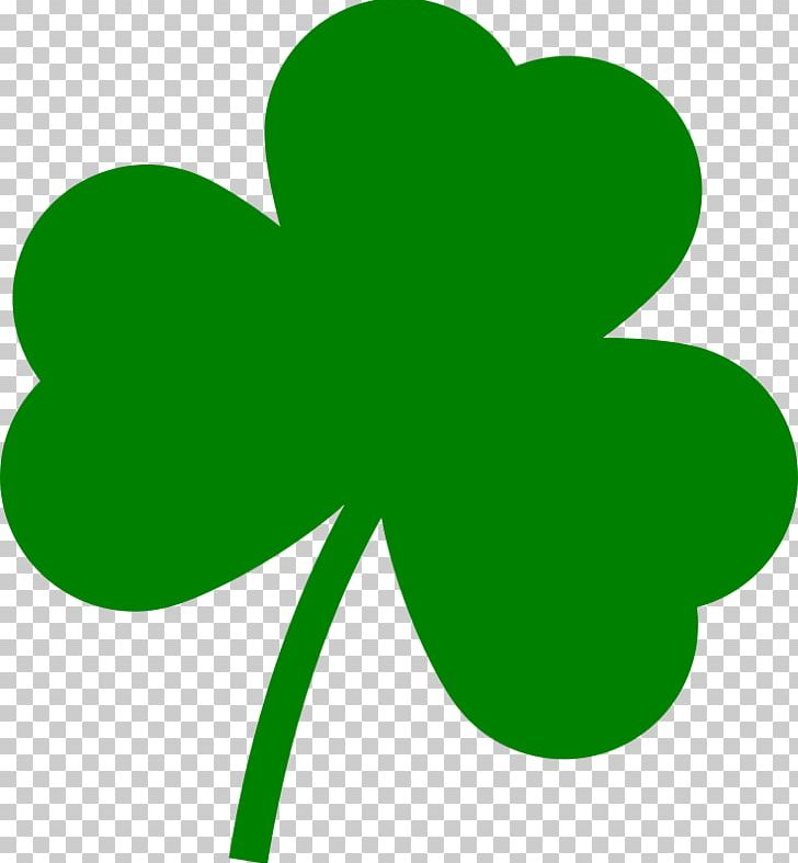 Irish clover clipart svg free library Saint Patrick\'s Day Ireland Shamrock Four-leaf Clover PNG ... svg free library