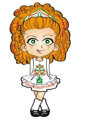 Irish dancer clipart png royalty free Free Irish Dance Cliparts, Download Free Clip Art, Free Clip ... png royalty free