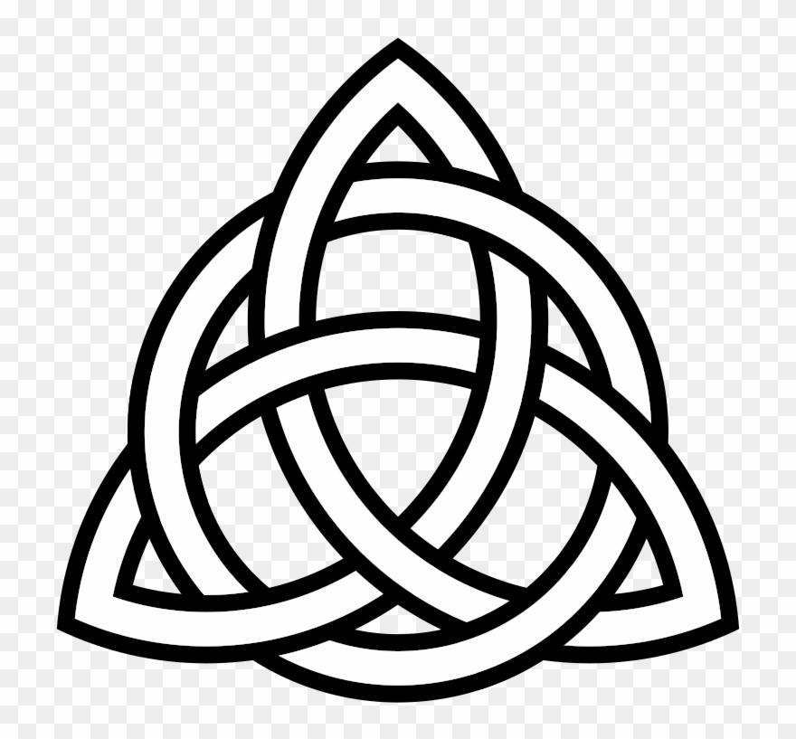 Irish knot clipart clip black and white stock Celtic Knot Clipart - Celtic Knot - Png Download (#39603 ... clip black and white stock