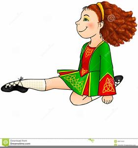 Irish step dancing clipart image black and white library Irish Step Dancer Clipart   Free Images at Clker.com ... image black and white library