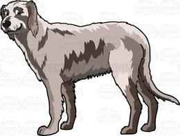 Irish wolfhound clipart clip art freeuse library Irish Wolfhound clipart - About 52 free commercial ... clip art freeuse library
