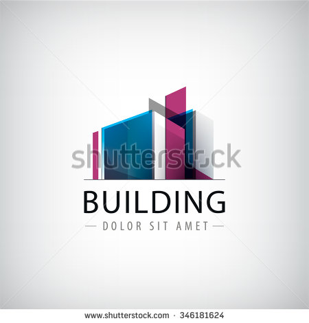 Iron building logo clipart picture royalty free download Building Structure Stock Images, Royalty-Free Images & Vectors ... picture royalty free download