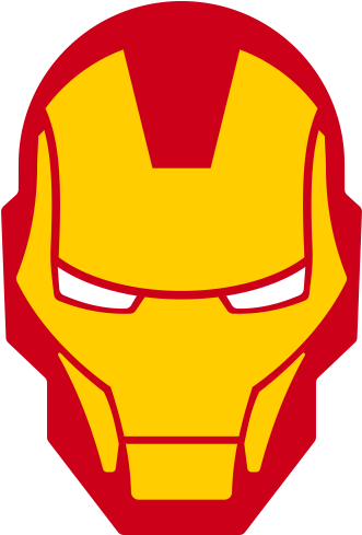Iron man 2 clipart jpg transparent library Pegatina Iron Man 2 Colores In 2018 - Iron Man Logo Png ... jpg transparent library