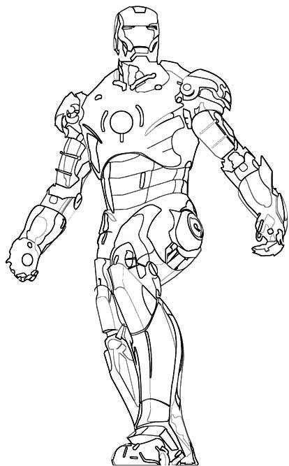 Iron man clipart black and white png black and white Iron man clipart black and white 5 – Gclipart.com png black and white