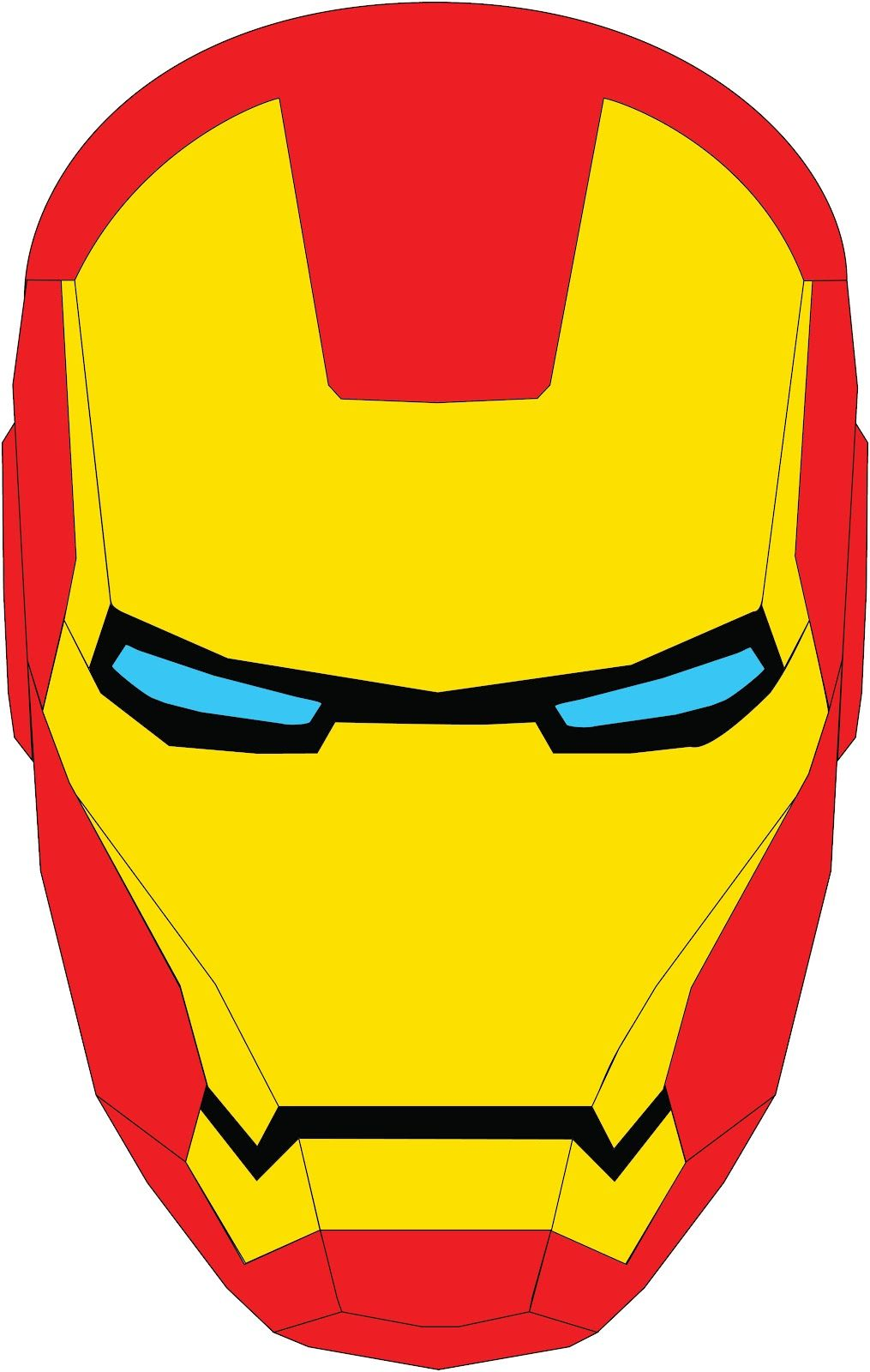 Iron man helmet clipart jpg transparent stock Superhero Dresser Commission | Cakes | Iron man face, Iron man ... jpg transparent stock