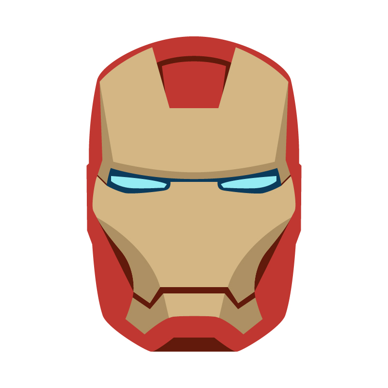 Iron man helmet clipart banner free download Iron man helmet clipart clipartfox – Gclipart.com banner free download