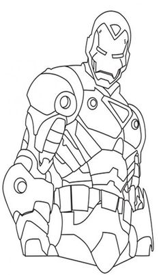 Iron man logo black and white clipart png free library Iron man clipart black and white with fathead - ClipartFest png free library