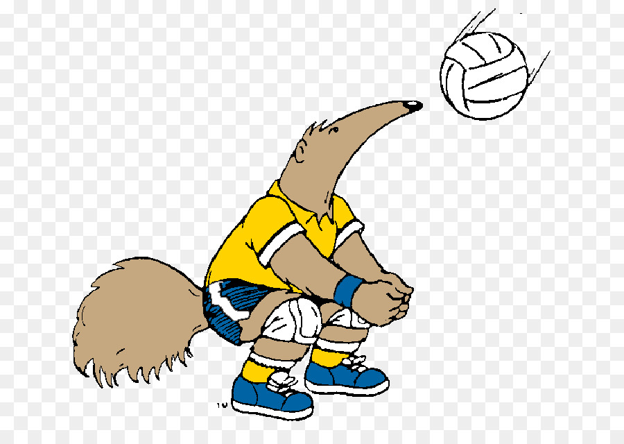 Irvine clipart clipart royalty free download Volleyball Cartoon png download - 751*634 - Free Transparent ... clipart royalty free download