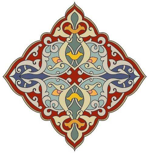 Islamic motifs clipart vector free stock Pin by Anna Mihálffy on motivumok in 2019 | Islamic art pattern ... vector free stock