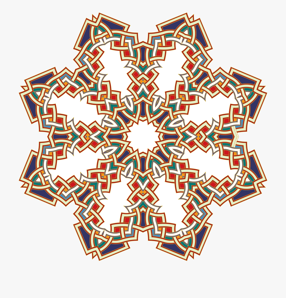 Islamic shape clipart clip art download This Free Icons Png Design Of Islamic Geometric Art - Islamic ... clip art download