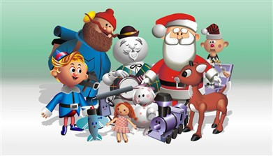 Island of misfit toy character clipart transparent download Rudolph and the Island of Misfit Toys UPDATE - Ken Netzel\'s Gallery ... transparent download