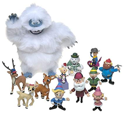 Island of misfit toy character clipart clip free Amazon.com: Rudolph & the Island of Misfit Toys Set: Toys & Games clip free