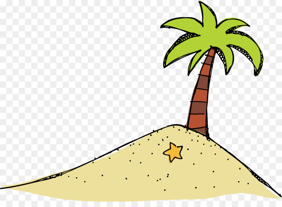 Islands clipart clip royalty free download Tropical Tree png download - 1600*1143 - Free Transparent Tropical ... clip royalty free download