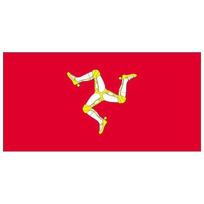 Isle of man flag clipart jpg free library Isle of Man vector flag - Free vector image in AI and EPS format. jpg free library