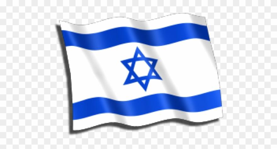 Israel flag clipart free library Israel Flag Clipart Png - Israel Flag Transparent Png (#1099008 ... free library