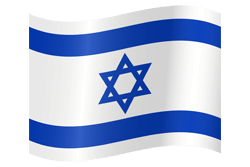 Israel flag clipart clip freeuse download Israel flag clipart - country flags clip freeuse download