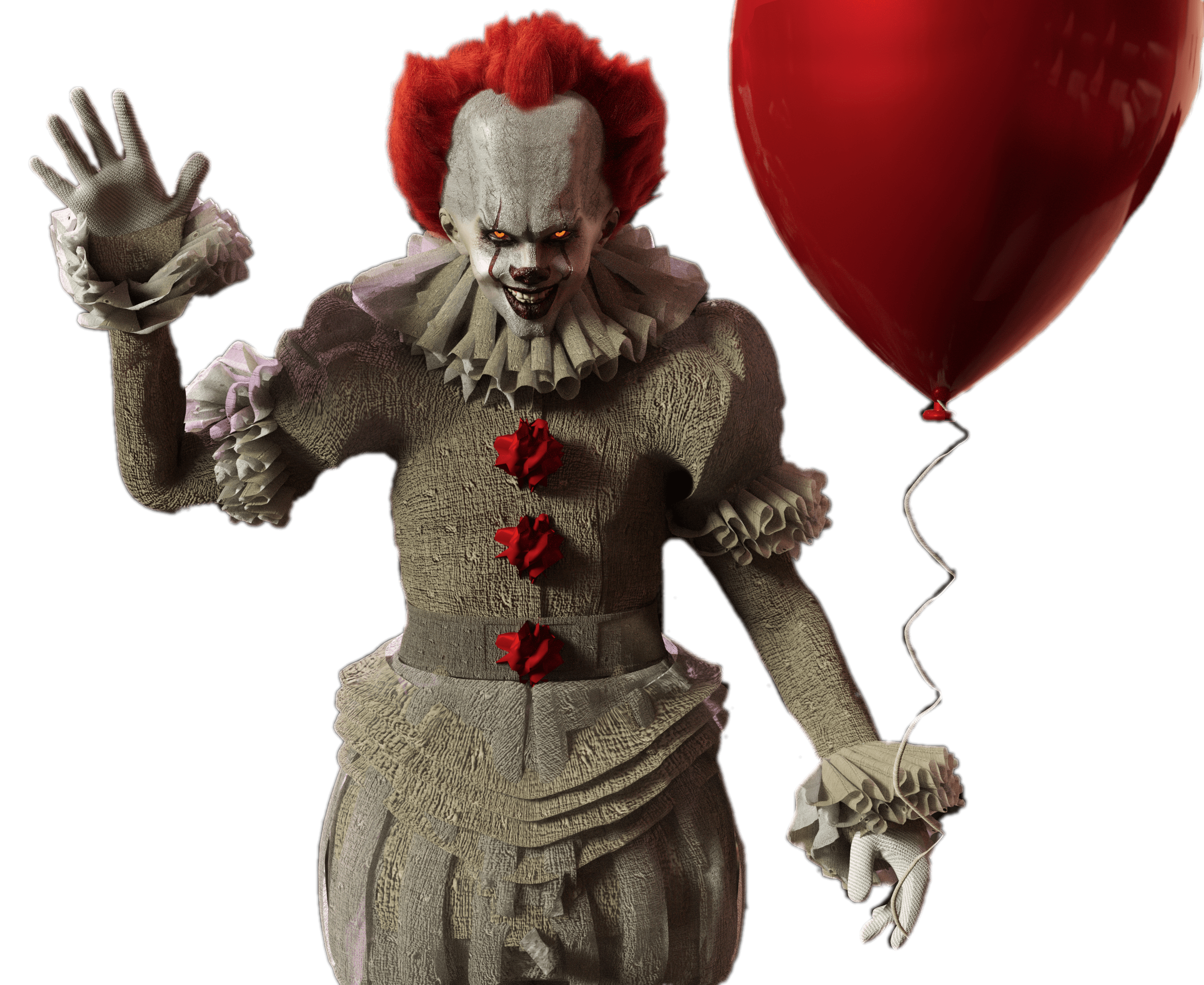 It a coisa clipart clip free stock Clown clipart pennywise, Clown pennywise Transparent FREE for ... clip free stock