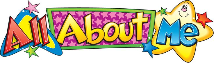 It s all about me clipart png library The Vaynor First School - Our Learning Journey png library