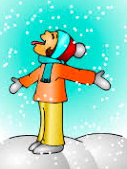 It s snowing clipart free library It\'s Snowing! (On your blog) | sharechair free library