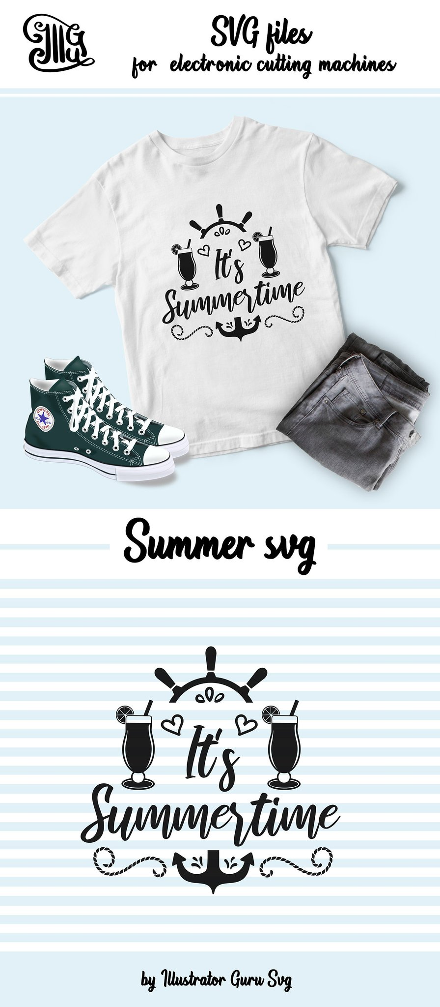 It s summer time clipart black and white clip art black and white library It\'s summertime SVG, beach svg, summer svg, beach sayings svg, beach quotes  svg, summer sayings, beach clipart, clip art black and white library