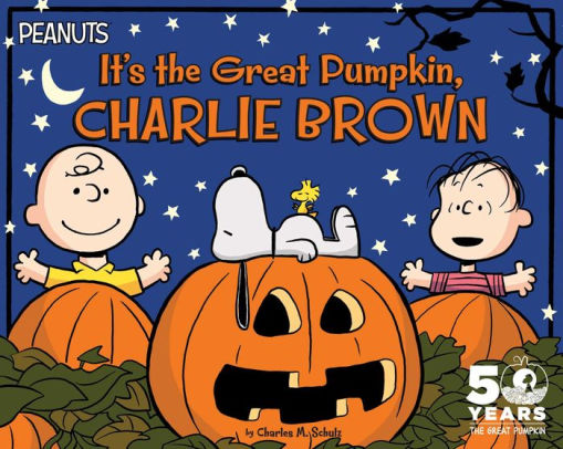It s the great pumpkin charlie brown clipart black and white stock It\'s the Great Pumpkin, Charlie Brown (Peanuts Friends Series)|Paperback black and white stock