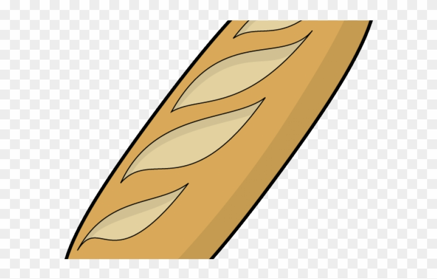 Italian bread clipart graphic free library Italian Clipart Bread - Png Download (#2899609) - PinClipart graphic free library