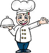 Italian chef clipart free vector free library Italian Chef Clipart – Clipart Free Download vector free library