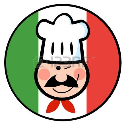 Italian chef clipart free clipart black and white 8,327 Italian Chef Cliparts, Stock Vector And Royalty Free Italian ... clipart black and white
