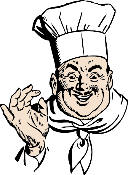 Italian chef clipart free freeuse library Italian chef clipart free - ClipartFest freeuse library