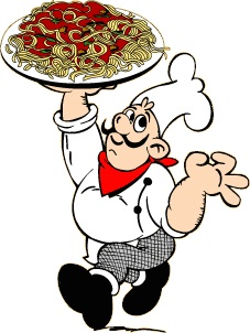 Italian chef clipart free transparent library Italian chef clipart free - ClipartFest transparent library