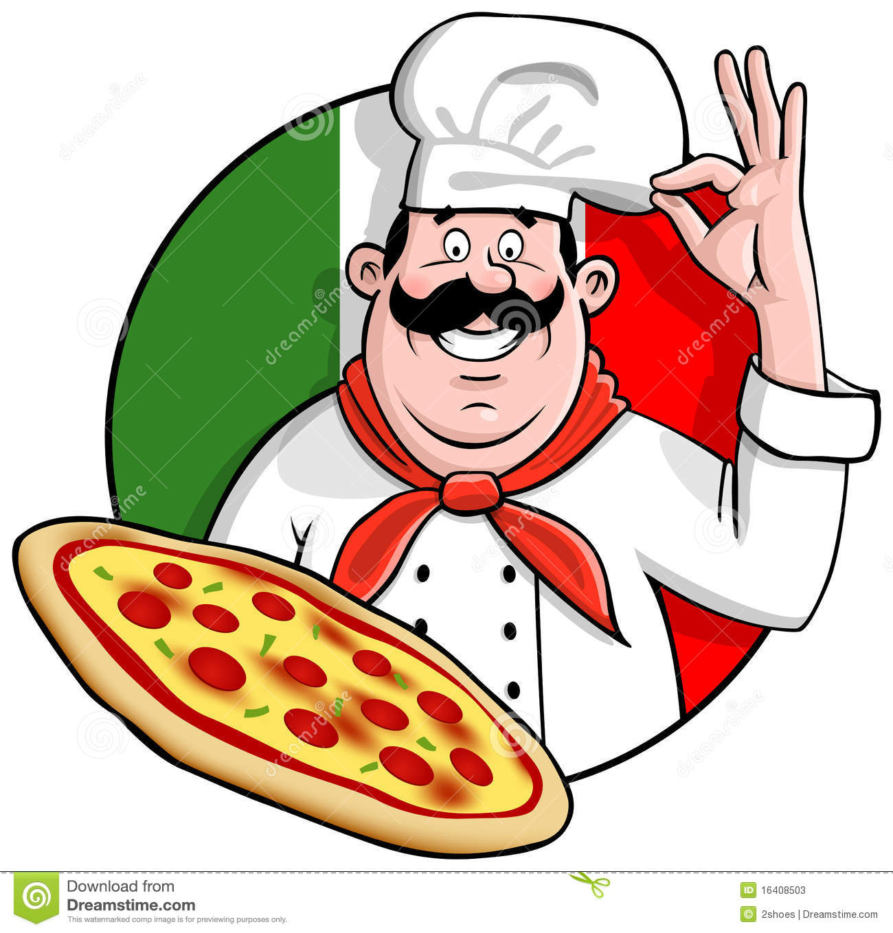 Italian chef clipart free png transparent download Italian Chef Clipart - Clipart Kid png transparent download