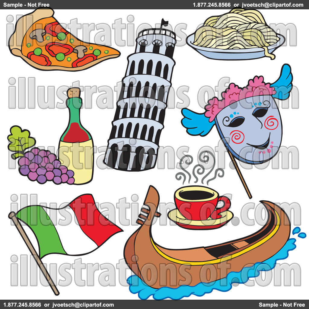 Italian clipart images free banner Italy Clip Art Free   Clipart Panda - Free Clipart Images banner