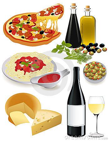 Italian food clipart free clip freeuse 19+ Italian Food Clipart | ClipartLook clip freeuse