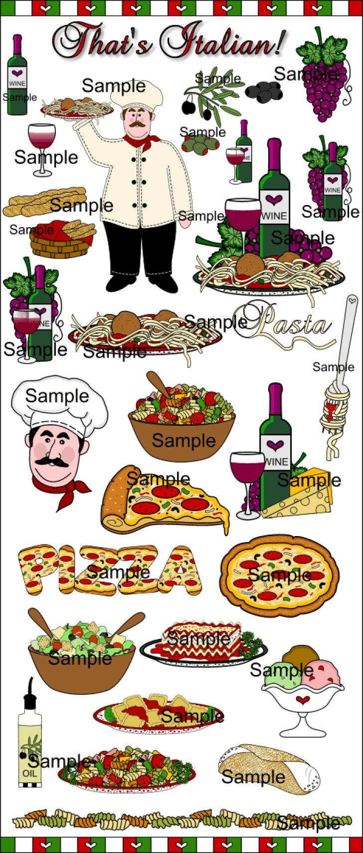 Italian food free clipart library clip art free images italian food | www.thelockinmovie.com library