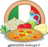 Italian food clipart free image royalty free library Italian Food Clip Art - Royalty Free - GoGraph image royalty free library