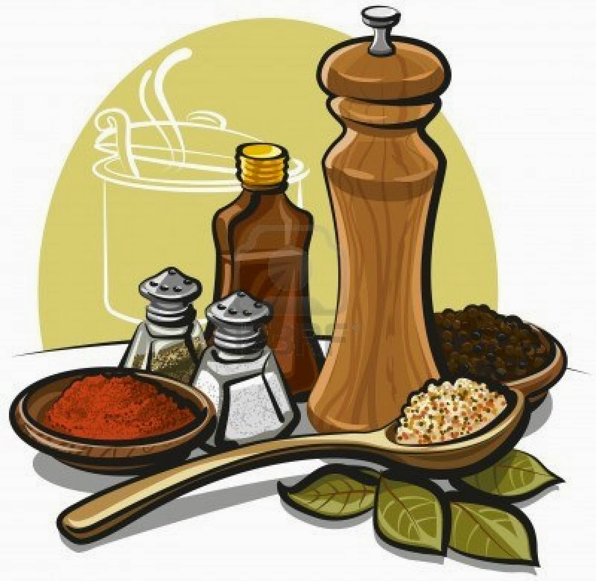 Italian seasoning clipart png Free Cooking Spices Cliparts, Download Free Clip Art, Free Clip Art ... png